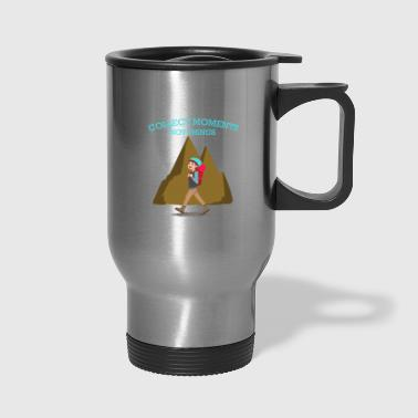 Tyrol Hiking Mountains - Travel Mug