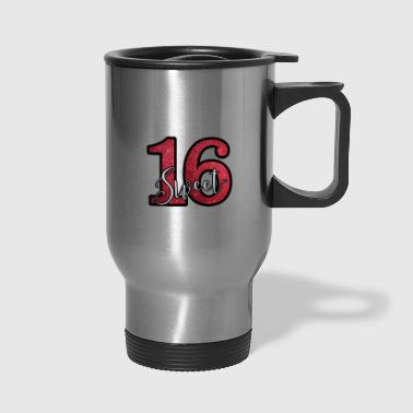 Sweet Sixteen - Travel Mug