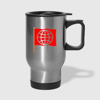 web - Travel Mug