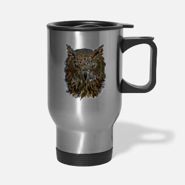 Owl The Owl - Travel Mug