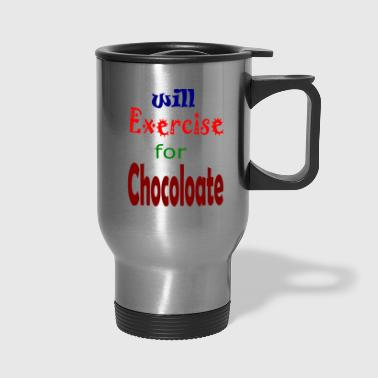exercise - Travel Mug