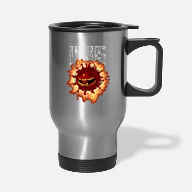 Virus virus - Travel Mug
