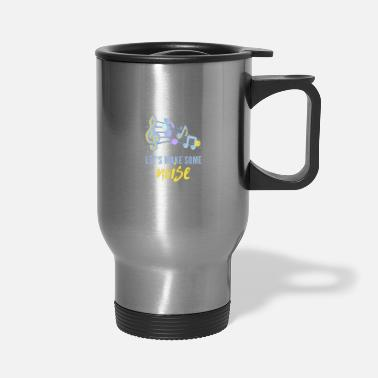 Noise Noise - Travel Mug