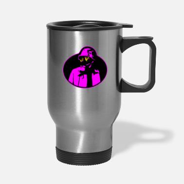 Request Pandemic Gas Mask - Soldier Apocalypse T-Shirt. - Travel Mug