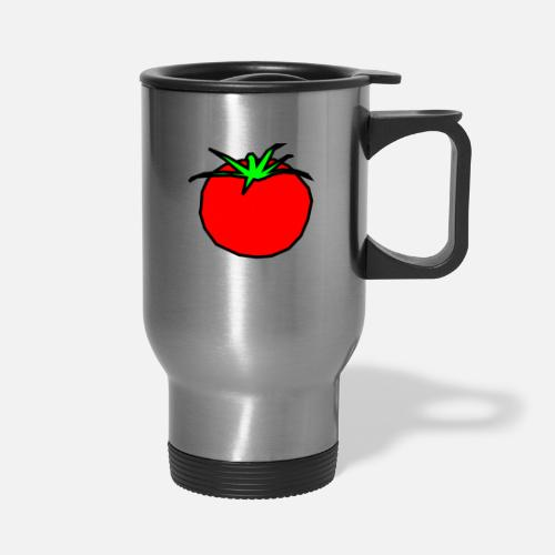 Travel MugTomatoe Plant Based For Vegans Gift