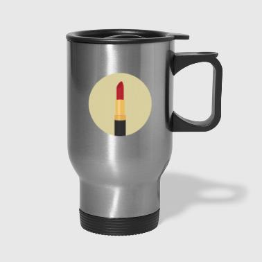 Lipstick - Travel Mug