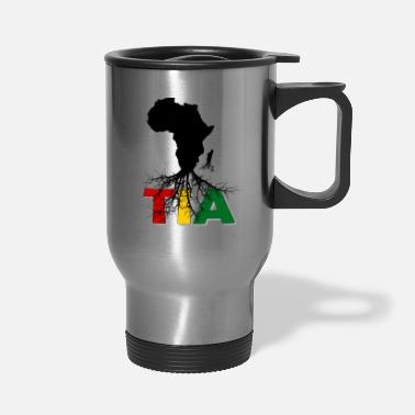 Africa This is Africa - Travel Mug