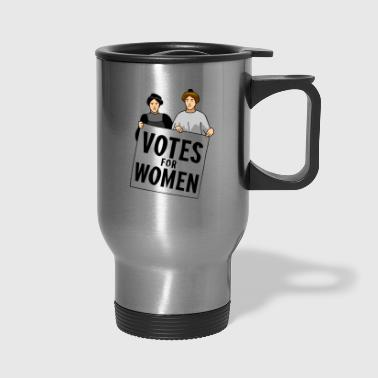 votes - Travel Mug