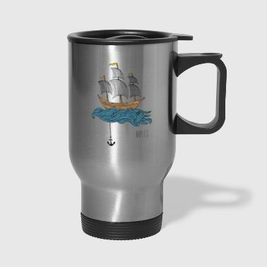 ship color naples - Travel Mug