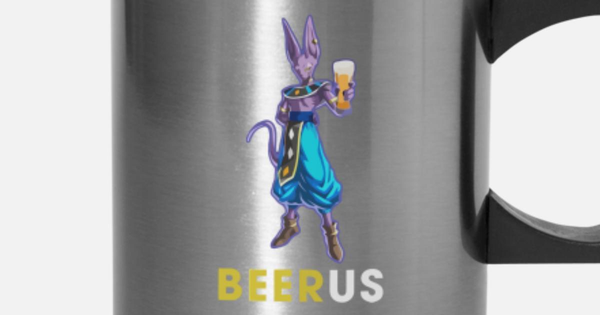 Beer Dragon With Ball Beerus MugSpreadshirt Travel bf76yYg