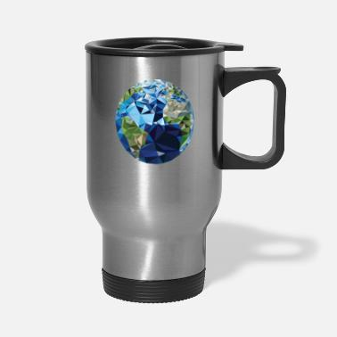 Vector Vector Earth - Travel Mug