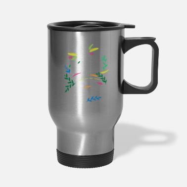 Clever Do Small Things With Great Love - Travel Mug