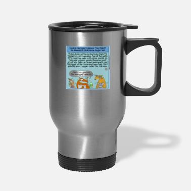 Farewell Farewell Tony Abbott - Travel Mug