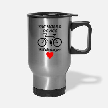 Mobile mobile divice - Travel Mug