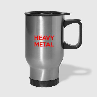 Heavy Metal Music - Travel Mug