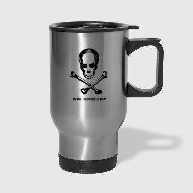 Devil Devil worshipper - Travel Mug