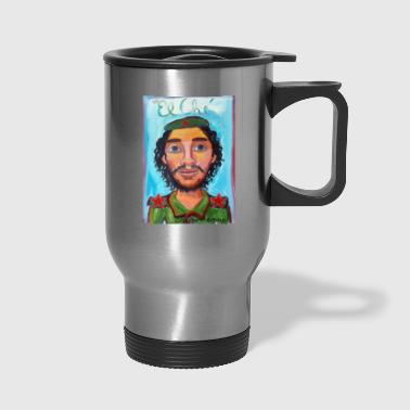 Che Guevara 7 - Travel Mug