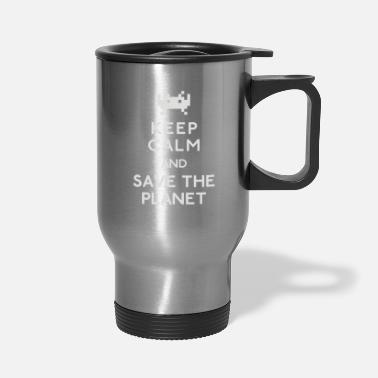 Planet Save the planet - Travel Mug