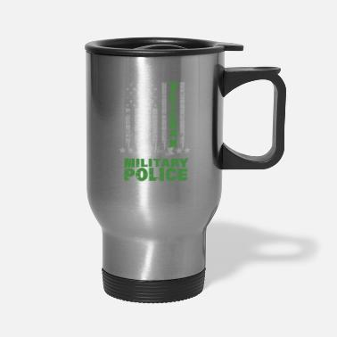 Decency Veteran of the Military Police - Travel Mug