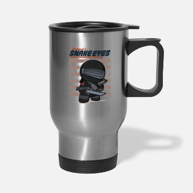 Snake Eyes Snake Eyes - Travel Mug