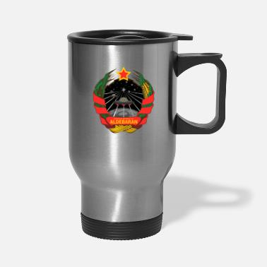 Socialist Socialist Republic of Aldebaran - Travel Mug