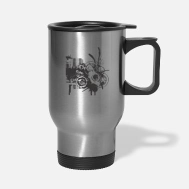 Shape Shapes - Travel Mug