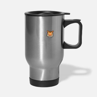 Meeting Meet a Tiger - Travel Mug