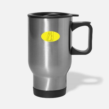 T-v Trueman V.1 T-Shirt - Travel Mug