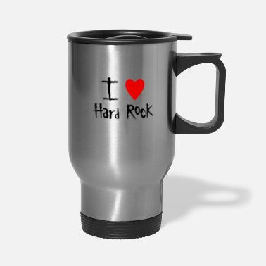 Hard Rock I love Hard Rock - Travel Mug