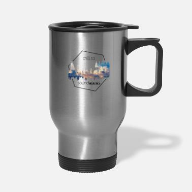 Soundwave soundwaves - Travel Mug