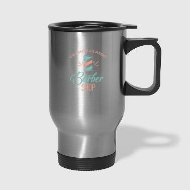 barbershop - Travel Mug