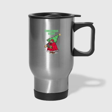 Christmas, Christmas Eve, Christmas time - Travel Mug