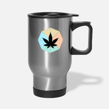Cannabis Cannabis - Travel Mug