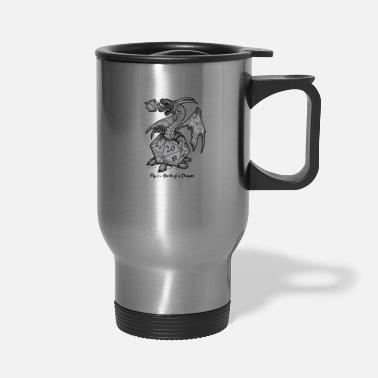 Birth Name Birth Of A Dragon - Travel Mug