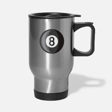 8 Ball 8 Ball - Travel Mug