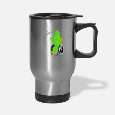 cucumber joe - Travel Mug
