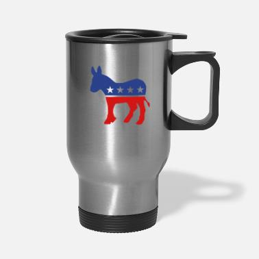 Democrat Democrats - Travel Mug
