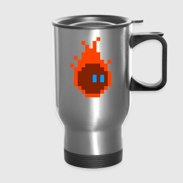 Fire Sprite - Travel Mug