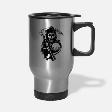 Anarchy samcrow - Travel Mug