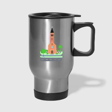 church - Travel Mug