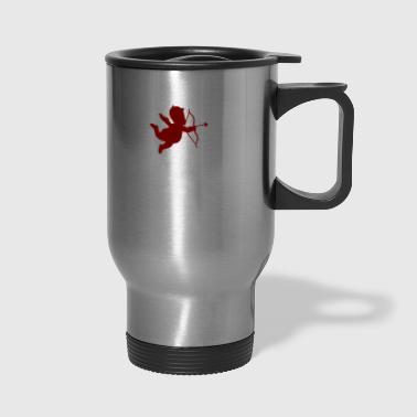 Cupid is my homeboy - Travel Mug