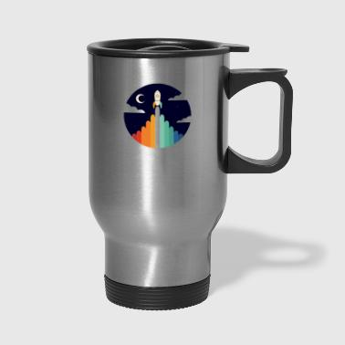 up - Travel Mug