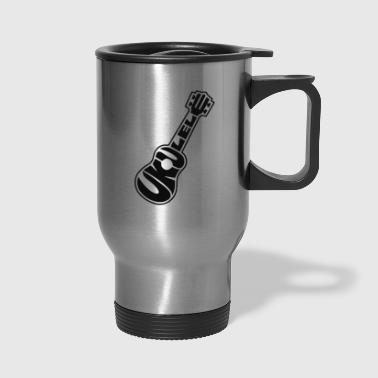 Ukulele - Travel Mug