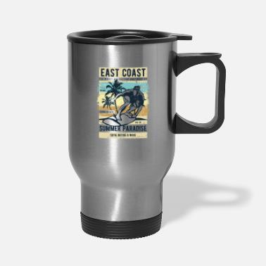East East Coast - Travel Mug