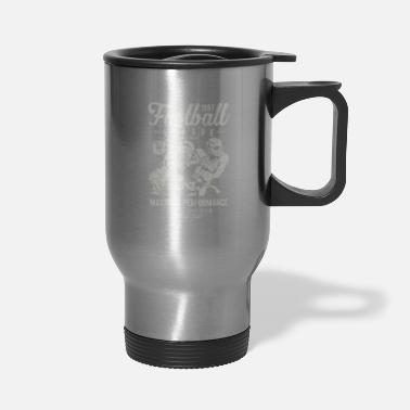 American Football Football League - American Football - Travel Mug