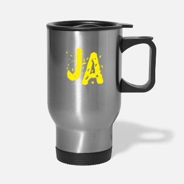 Ja JA - Travel Mug