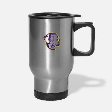 Deutsche Dogge Great Dane Dog Mascot - Travel Mug