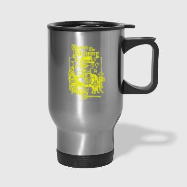 Respecteth The Alchemy - Travel Mug