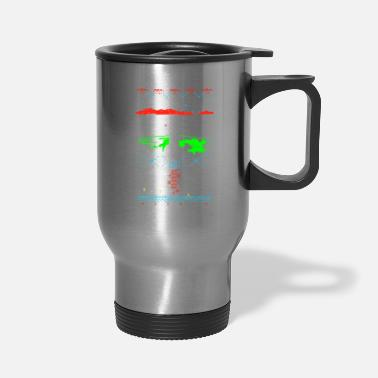 Space X Space X-mas - Travel Mug
