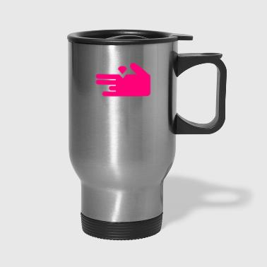 Snatch Snatch Fingers - Travel Mug